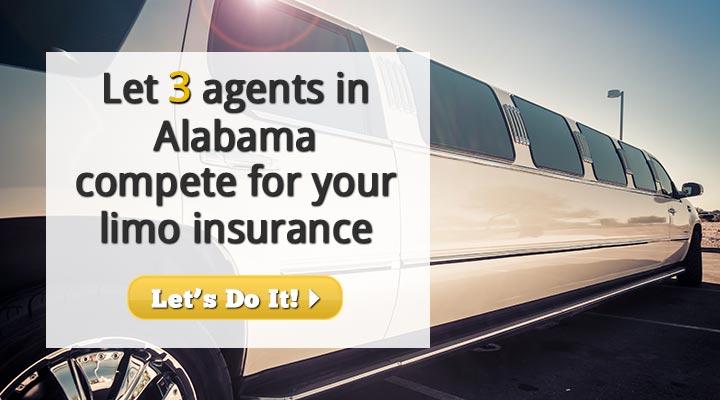 Alabama Limousine Insurance Quotes