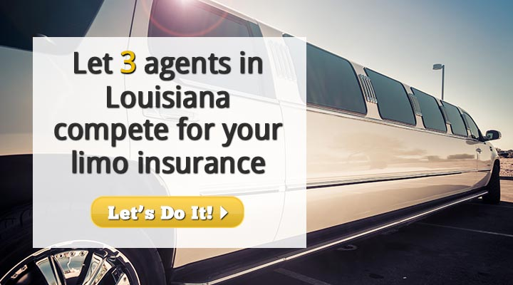 Louisiana Limousine Insurance Quotes