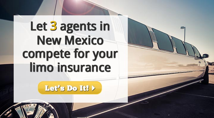 New Mexico Limousine Insurance Quotes