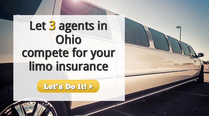 Ohio Limousine Insurance Quotes