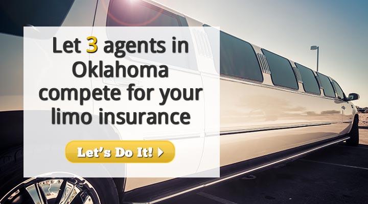 Oklahoma Limousine Insurance Quotes