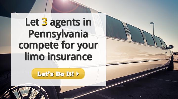 Pennsylvania Limousine Insurance Quotes