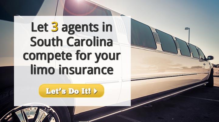 South Carolina Limousine Insurance Quotes