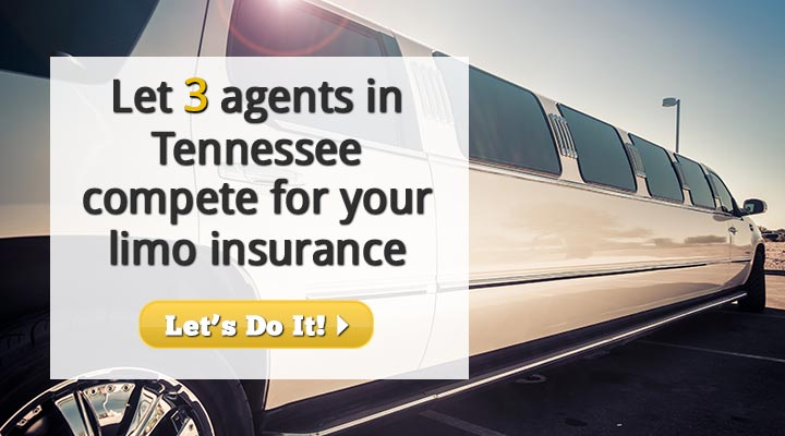 Tennessee Limousine Insurance Quotes