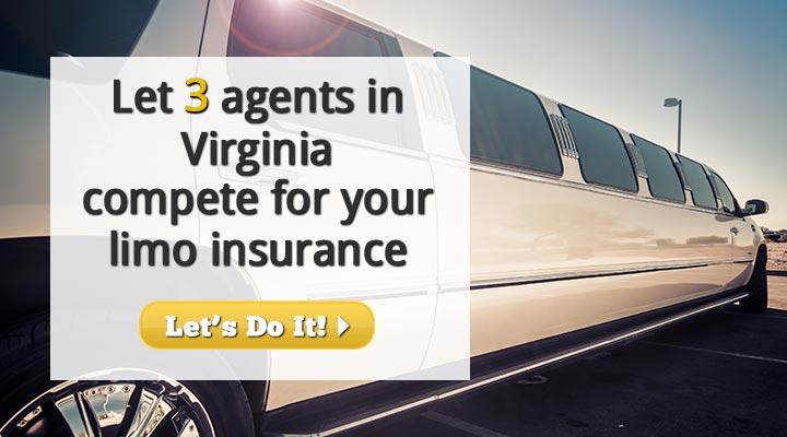Virginia Limousine Insurance Quotes